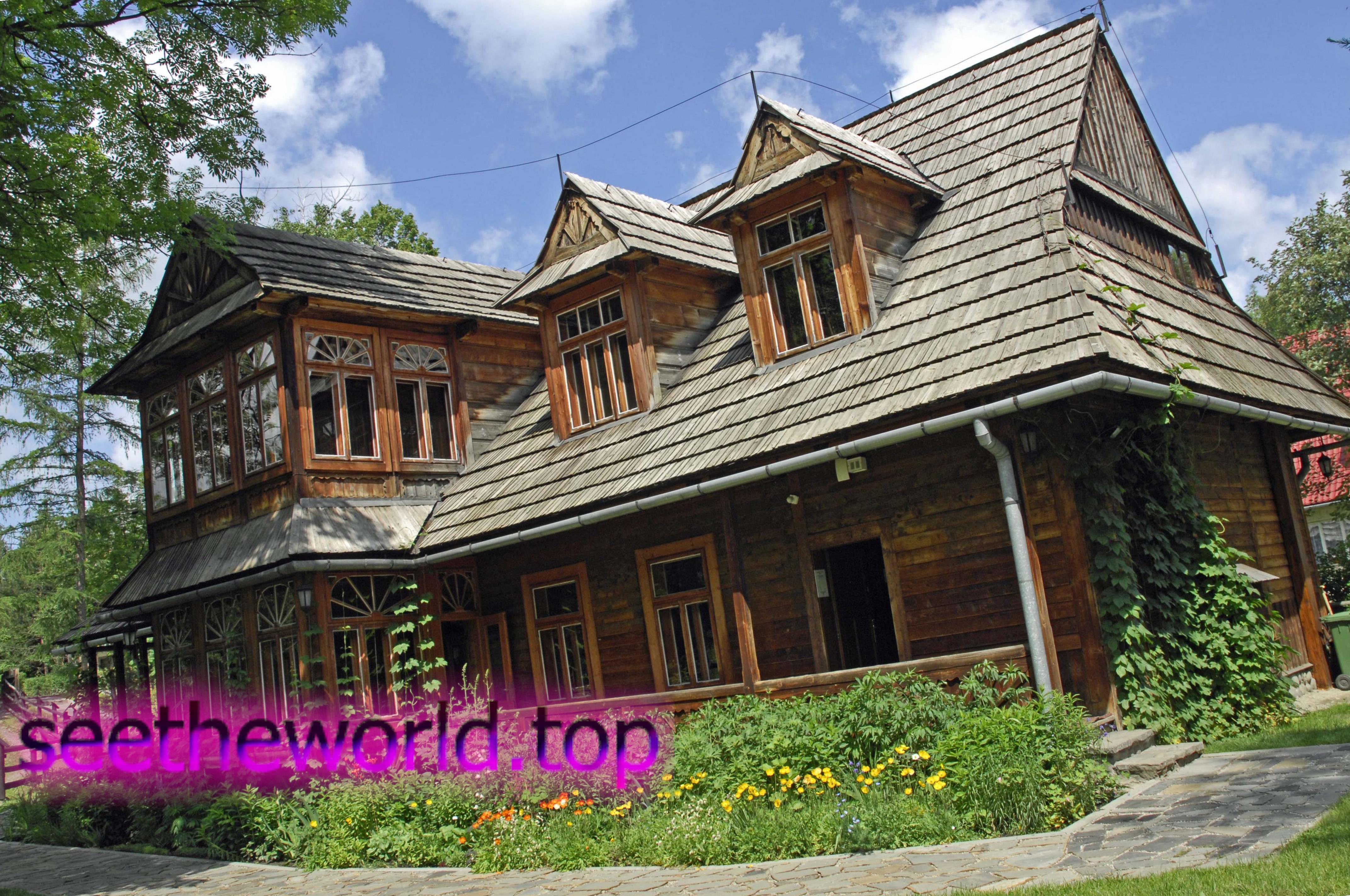 Гірськолижний курорт Закопане (Zakopane), Польща