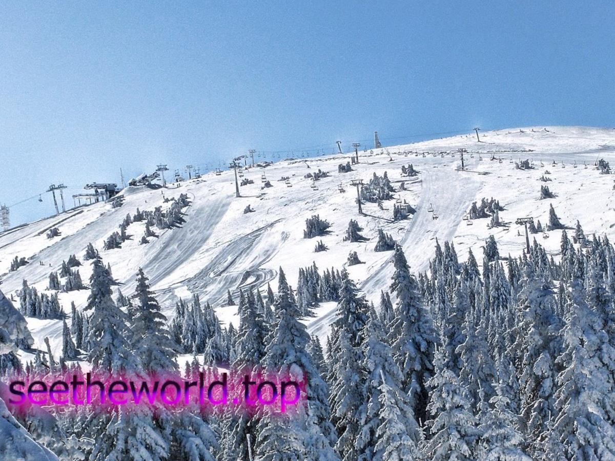 Гірськолижні курорти Сербії