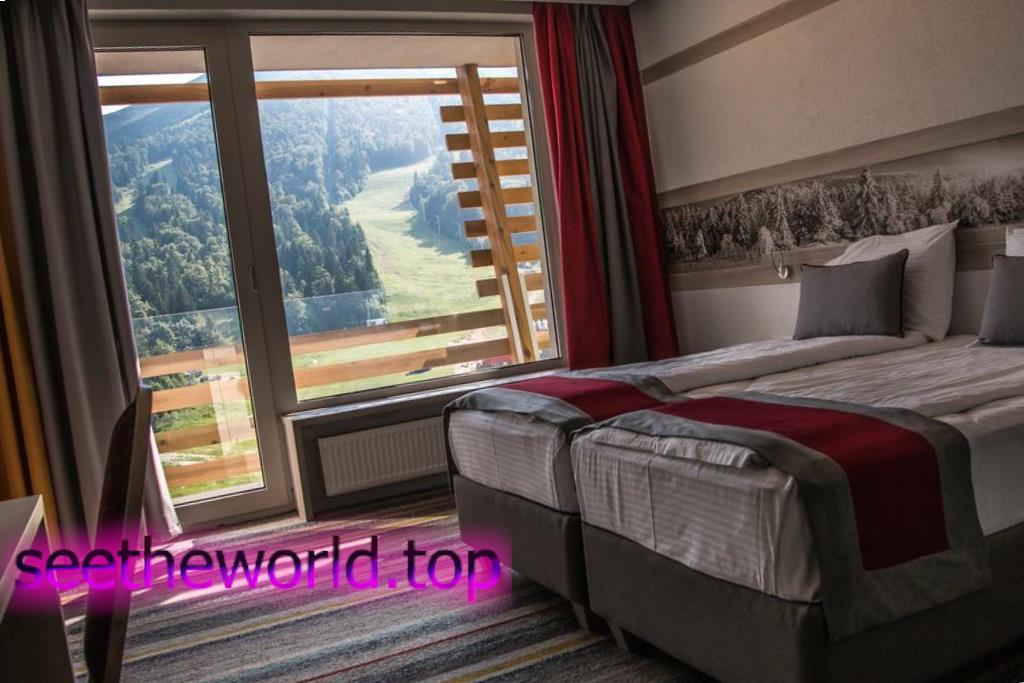 Гірськолижний курорт Бєляшниця(Bjelašnica), Боснія і Герцоговина