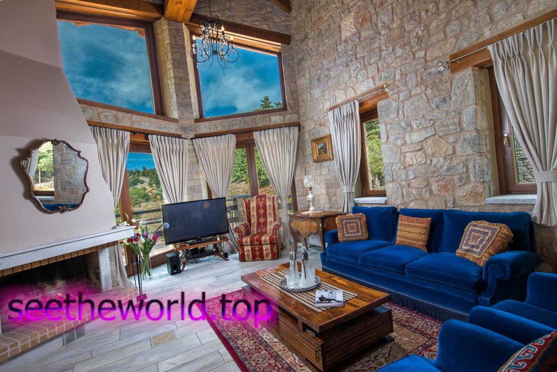 Гірськолижний курорт Парнас(Mount Parnassos - Fterolakka / Kellaria), Греція